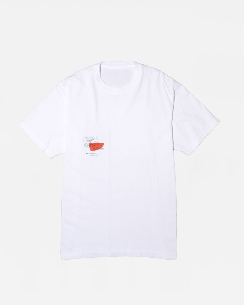 Prunier S/S Jersey - White - [product _vendor]