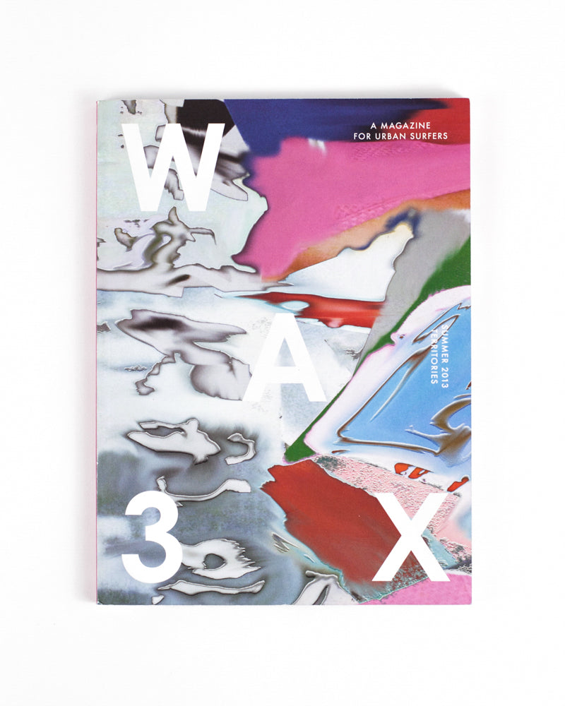 WAX Issue 3 - Territories - [product _vendor]