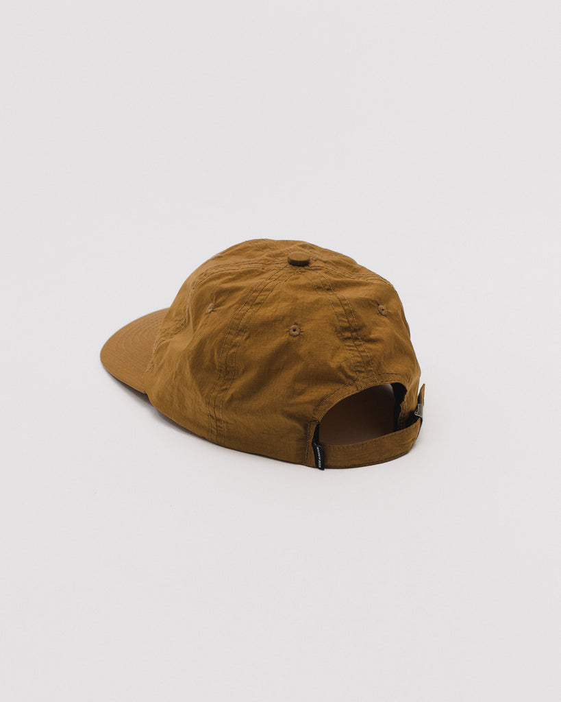 Dyed Nylon Ball Cap - Tobacco - [product _vendor]