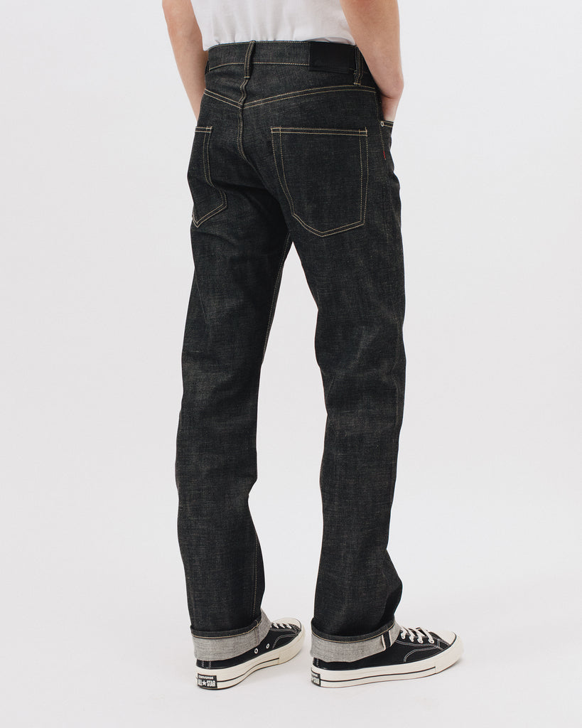 Standard Raw Denim - Black