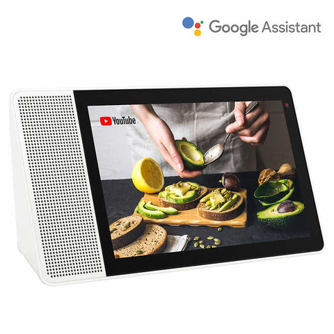 "Lenovo 10"" Smart Display with Google Assistant Built-In"