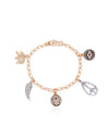 Lovely Little Elephant Rhinestone Bracelets