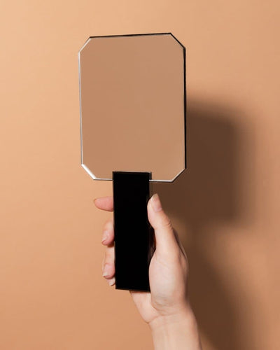 Hand held Mirror- Limited Edition - Lashzaphire