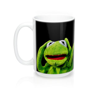 Five Toes Down Kermit Mugs