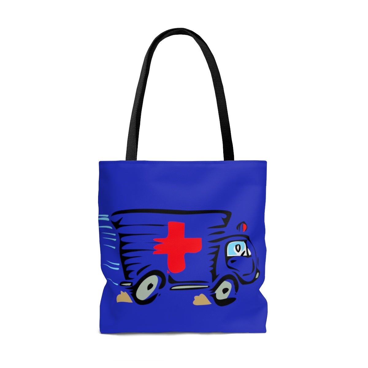 Five Toes Down Pain Tote Bag