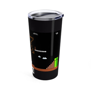 Five Toes Down Star Tumbler 20oz