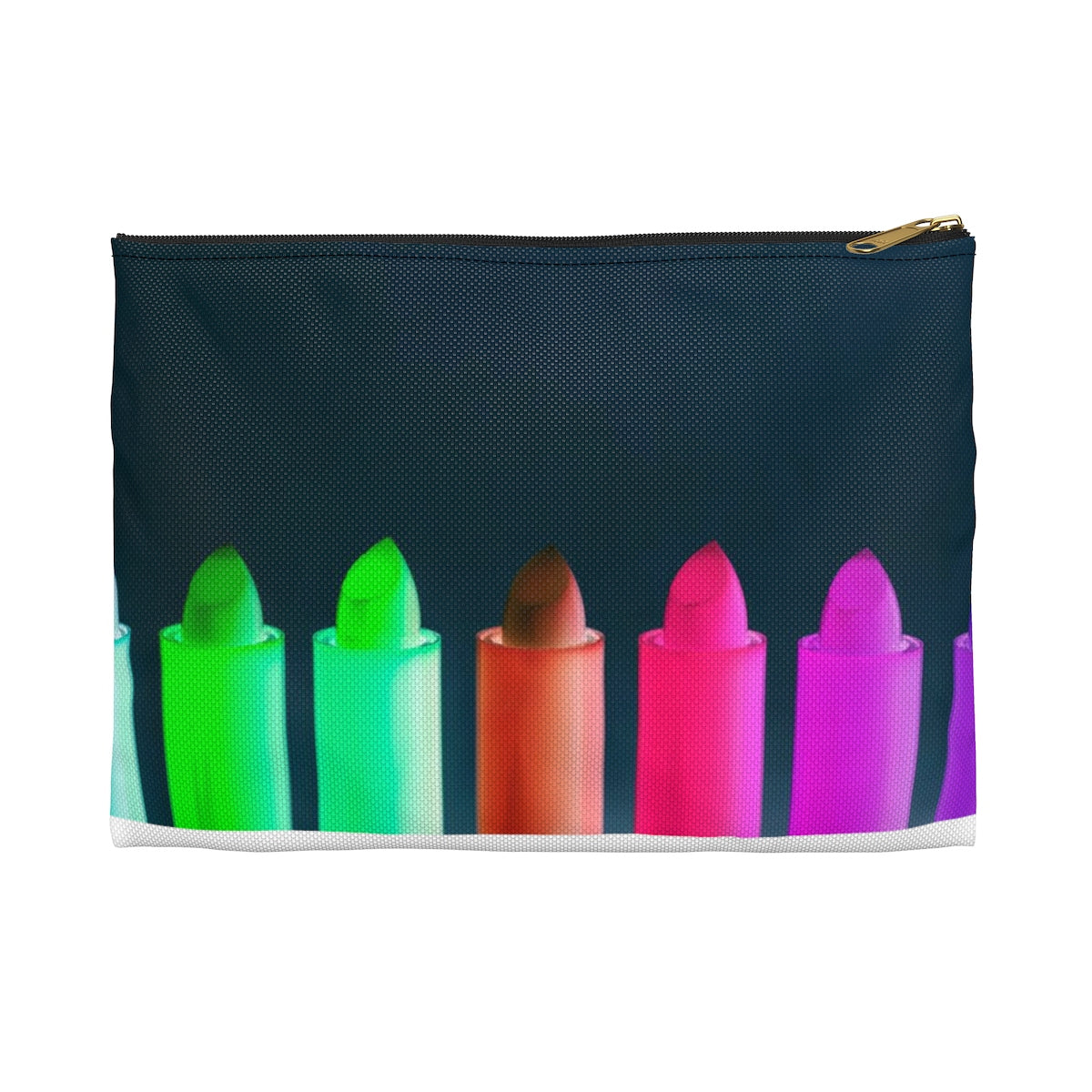 Five Toes Down Lipstick Accessory Pouch
