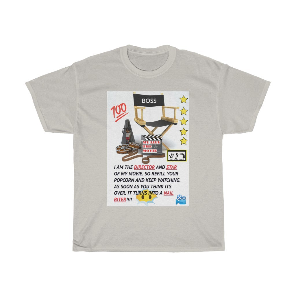 Five Toes Down My Life My Movie Unisex Tee
