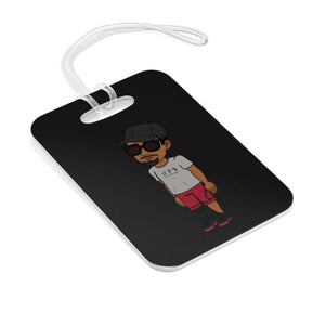 Five Toes Down Henry Bag Tag