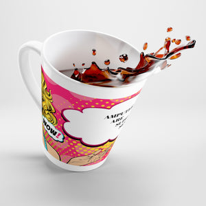 Five Toes Down Super Sexy Latte Mug