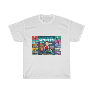 Five Toes Down Sports Unisex Tee