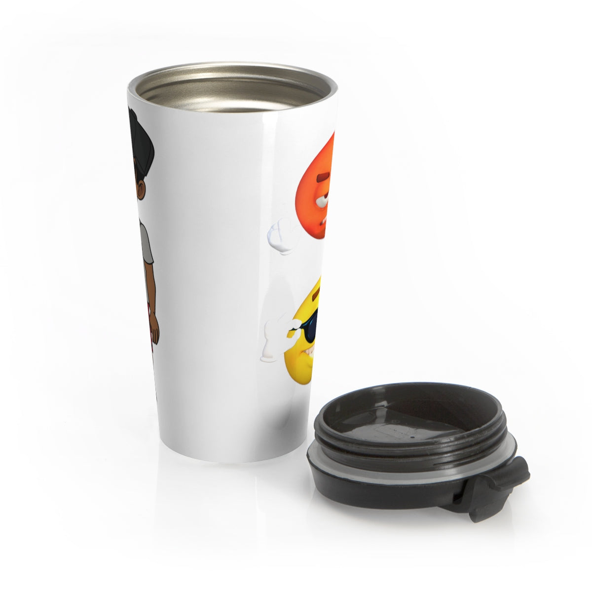 Five Toes Down Henry Hot/Cool Pic Stainless Steel Travel Mug