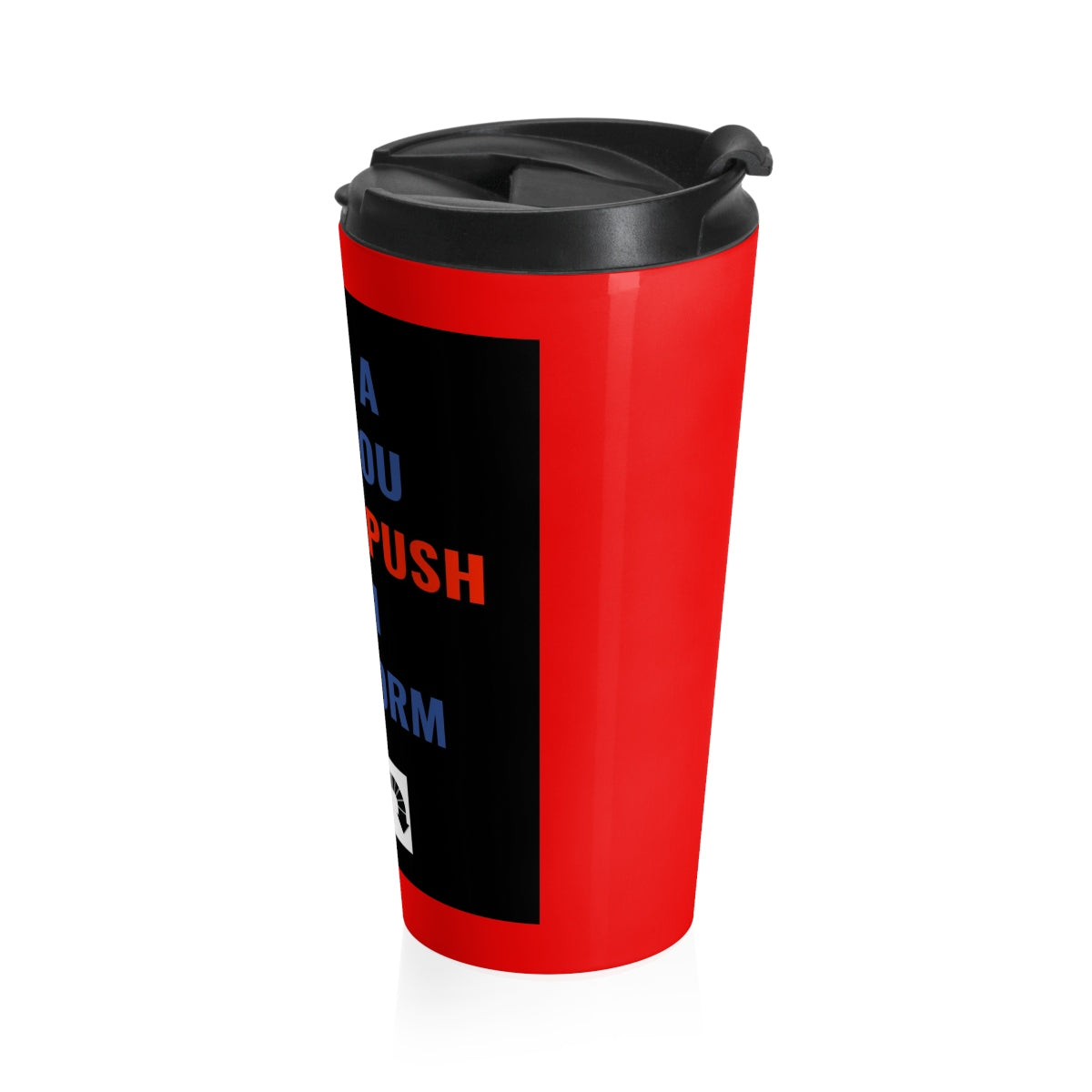 Five Toes Down Lost Stainless Steel Travel Mug