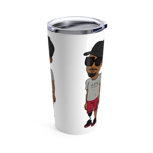 Five Toes Down Henry Tumbler 20oz