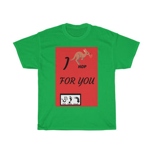 Five Toes Down I Hop Unisex Tee