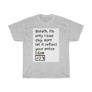 Five Toes Down Breath Unisex Tee