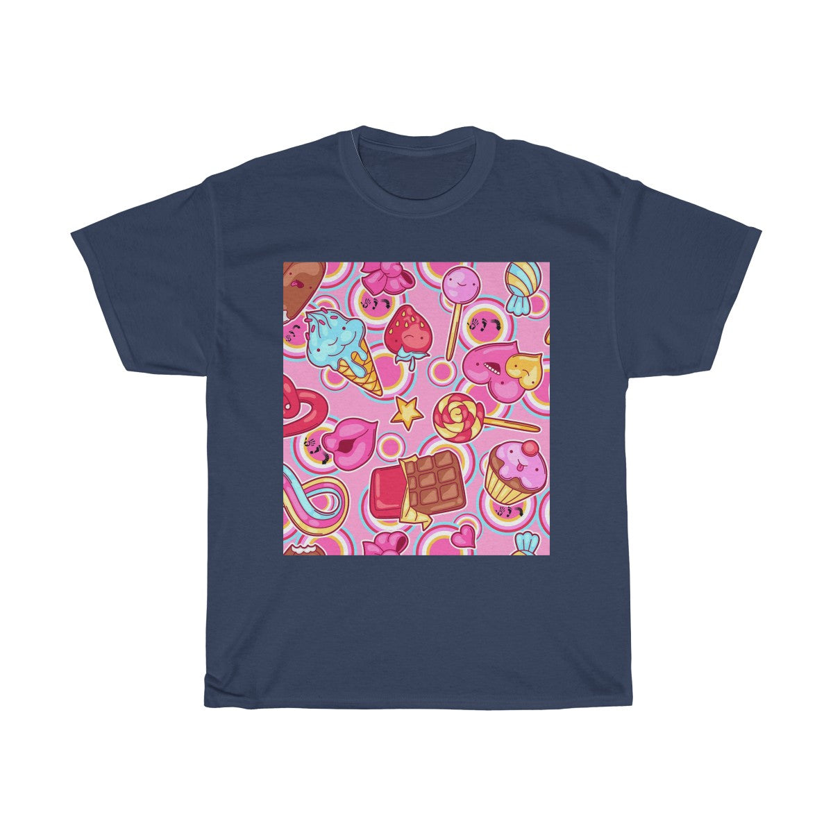 Five Toes Down Sweets Unisex Tee