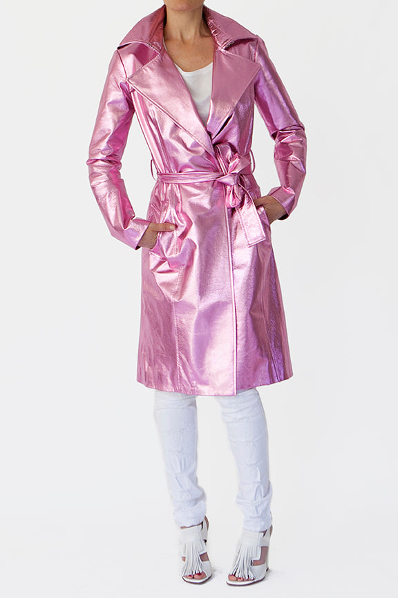 Trench Coat | Bubblegum