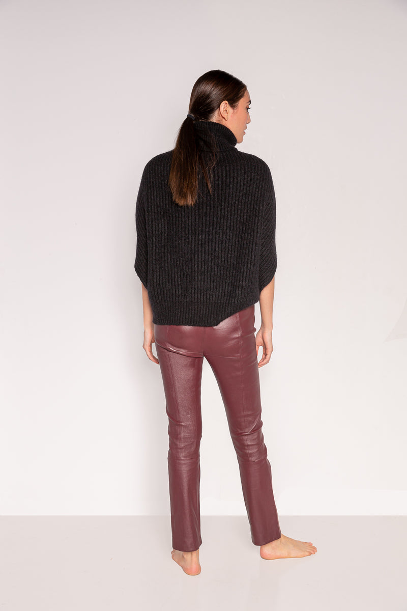 Pull on Pant| Bordeaux