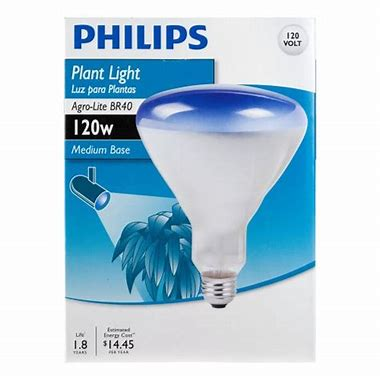 Philips Grow Lamp - 120 W