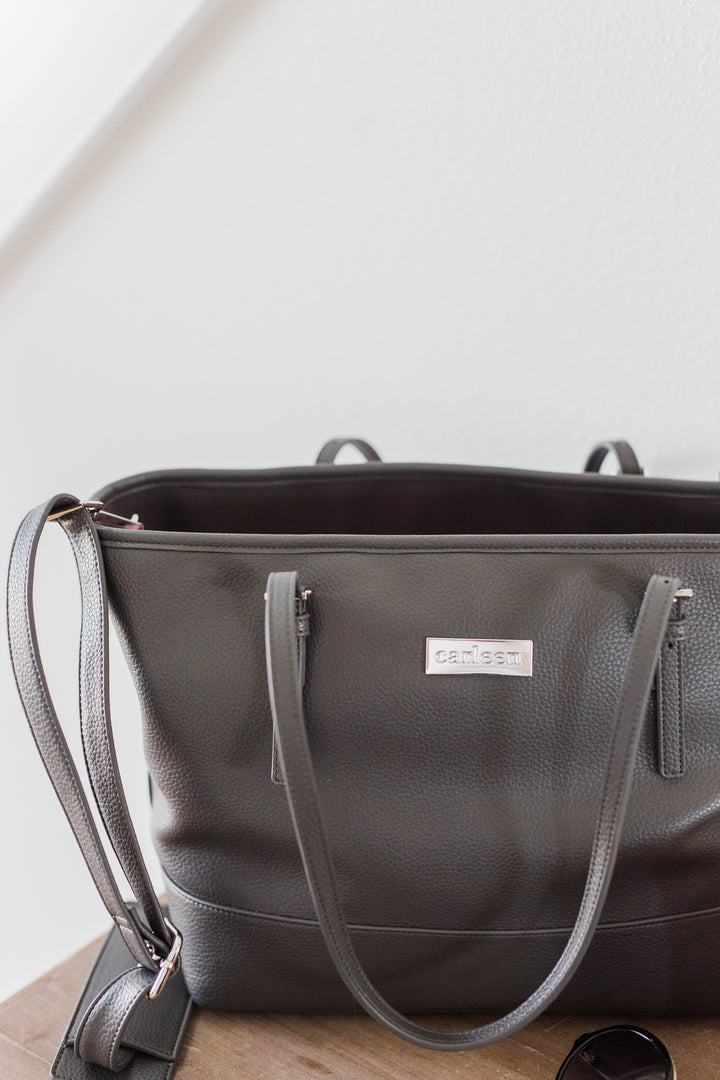 Charcoal Carmen Everyday Camera Bag