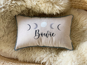 Moon phases cushion
