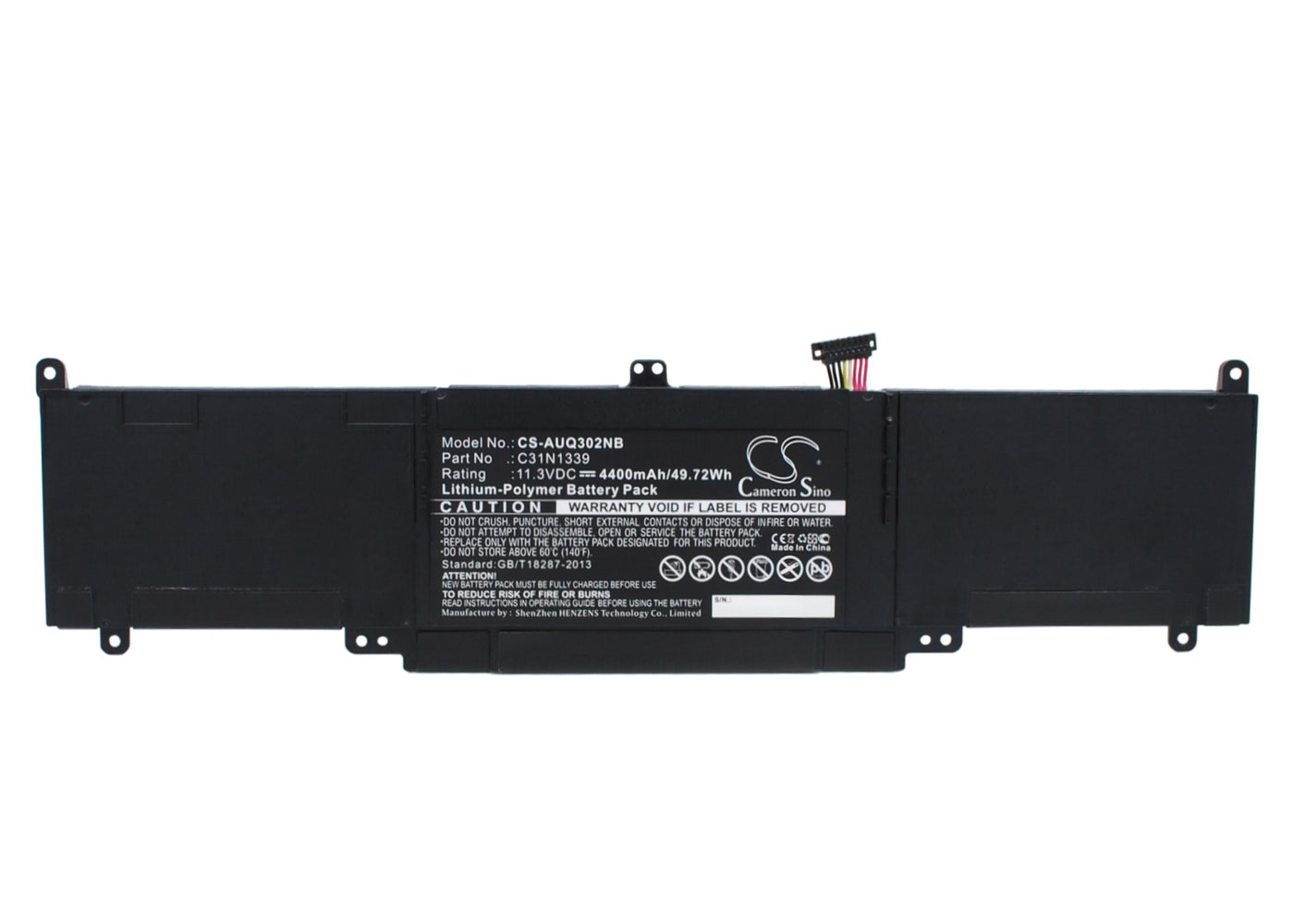 CS-AUQ302NB Cameron Sino Battery