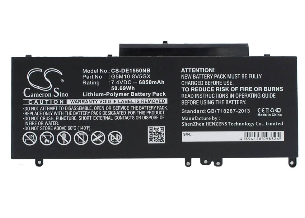 CS-DE1550NB Cameron Sino Battery