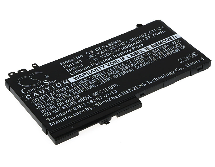 CS-DE5250NB Cameron Sino Battery