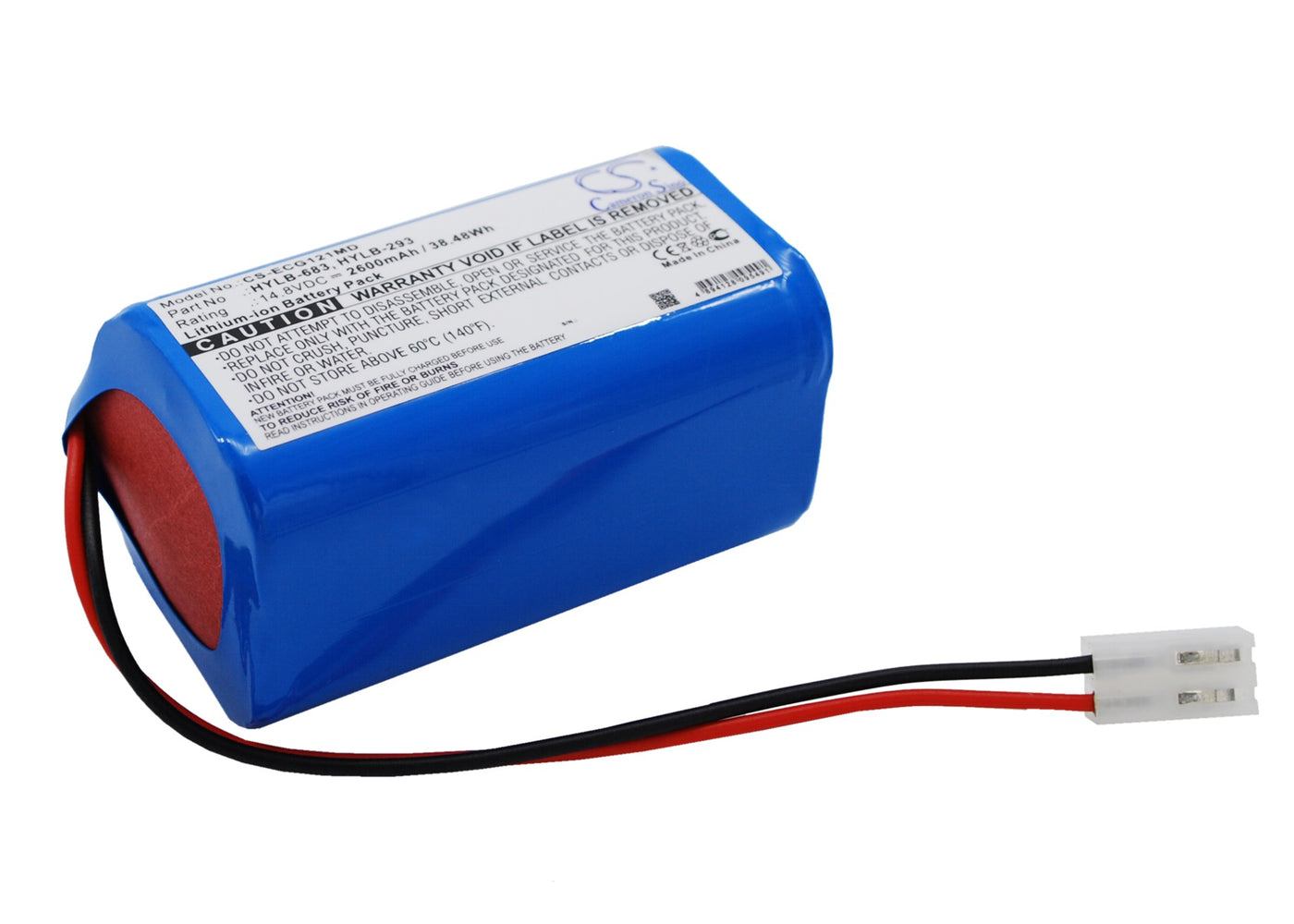 CS-ECG121MD Cameron Sino Battery