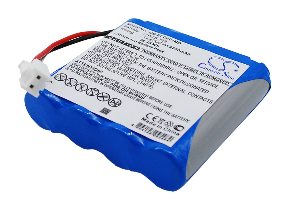 CS-ECG601MD Cameron Sino Battery