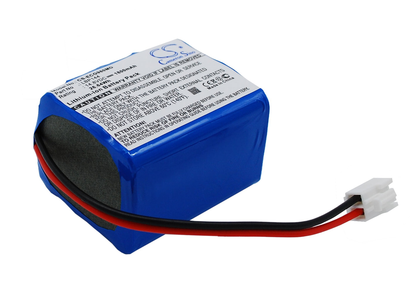 CS-ECG980MD Cameron Sino Battery