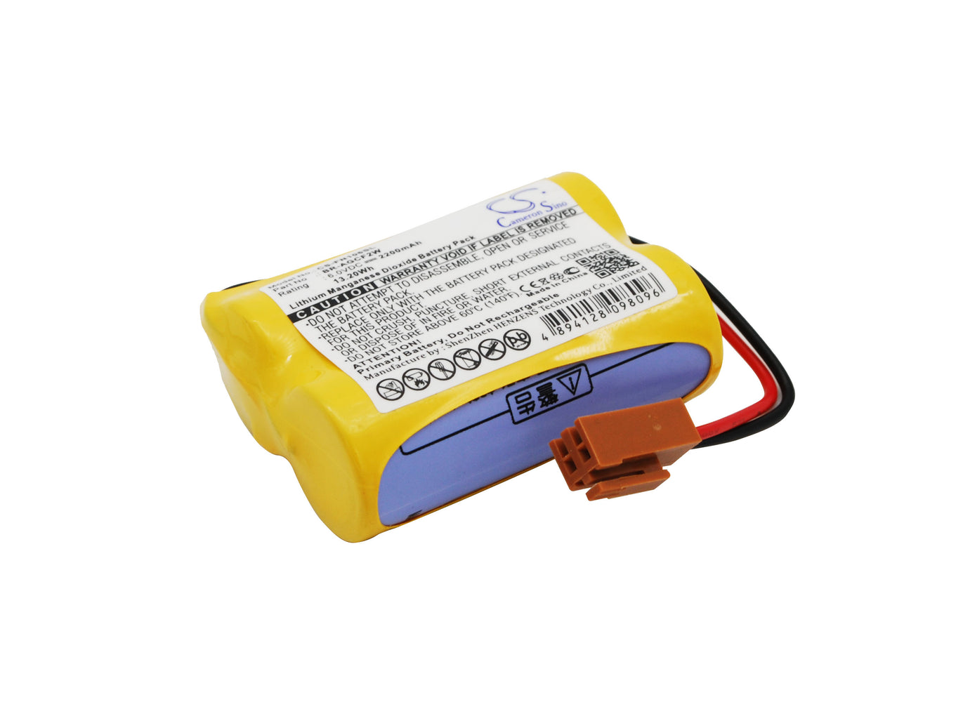 CS-FN106SL Cameron Sino Battery