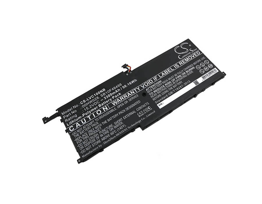 CS-LVC100NB Cameron Sino Battery