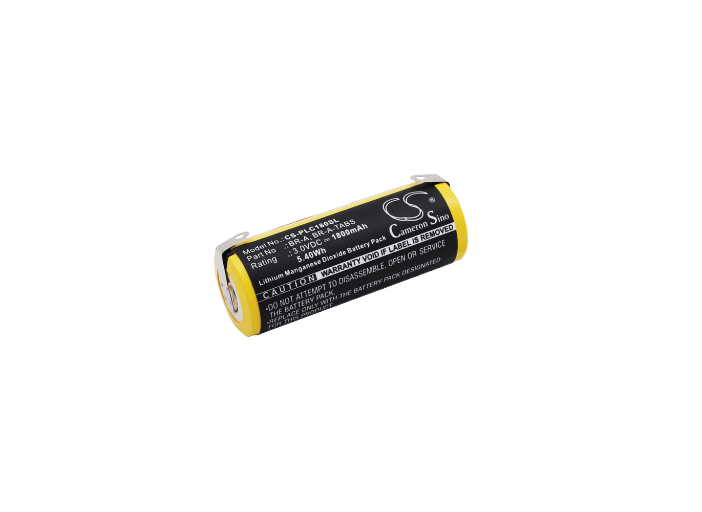 CS-PLC180SL Cameron Sino Battery