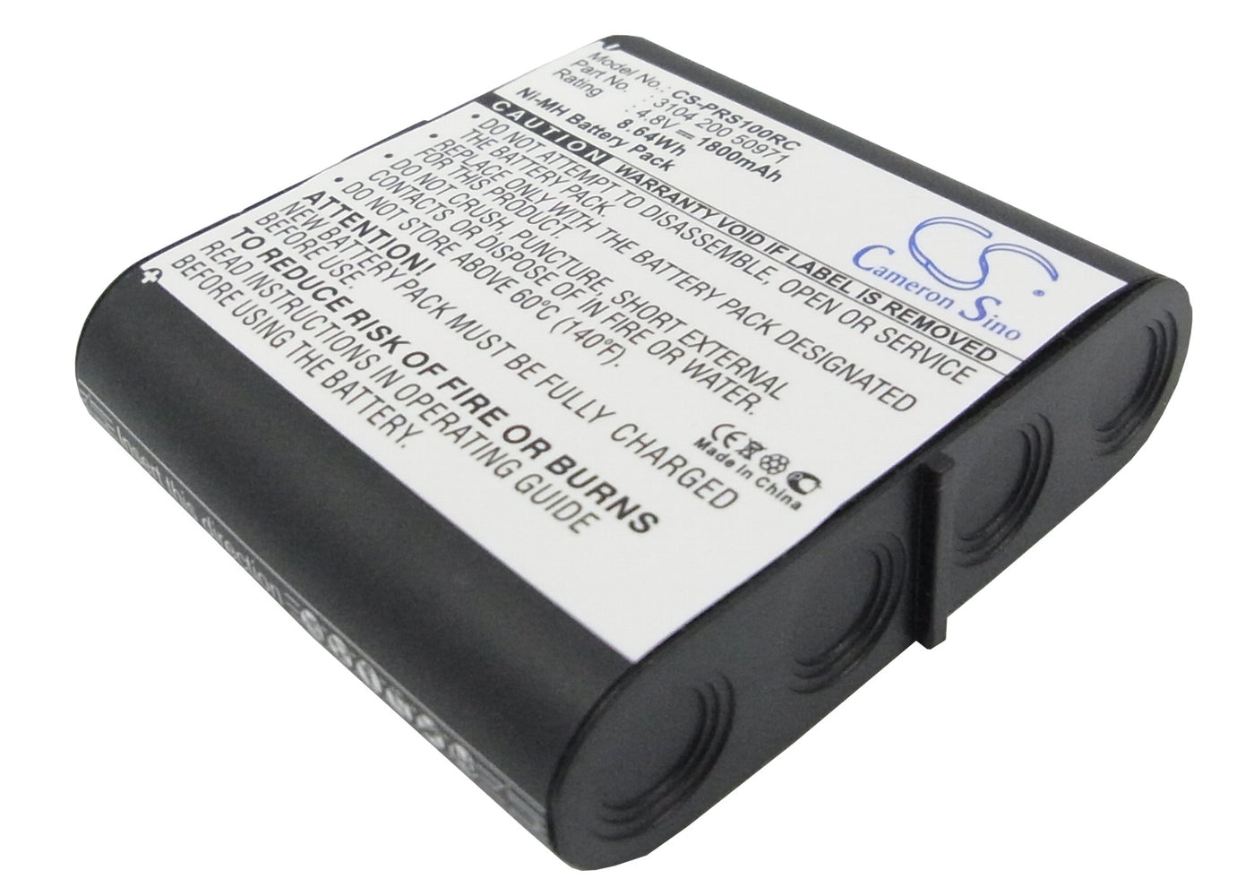 CS-PRS100RC Cameron Sino Battery