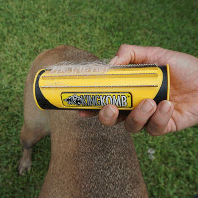 KING KOMB™ DeShedding Tool For Akita Shedding - KING KOMB™