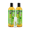 TWO PACK KING KLEAN SHAMPOO WITH FREE KLEAN PAWS KLEANER - KING KOMB™
