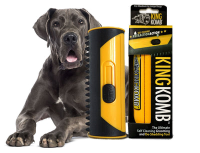 KING KOMB™ DeShedding Tool For Great Danes - KING KOMB™
