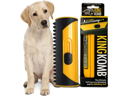 The Best Brush For Labs And How To Reduce Shedding In Labs