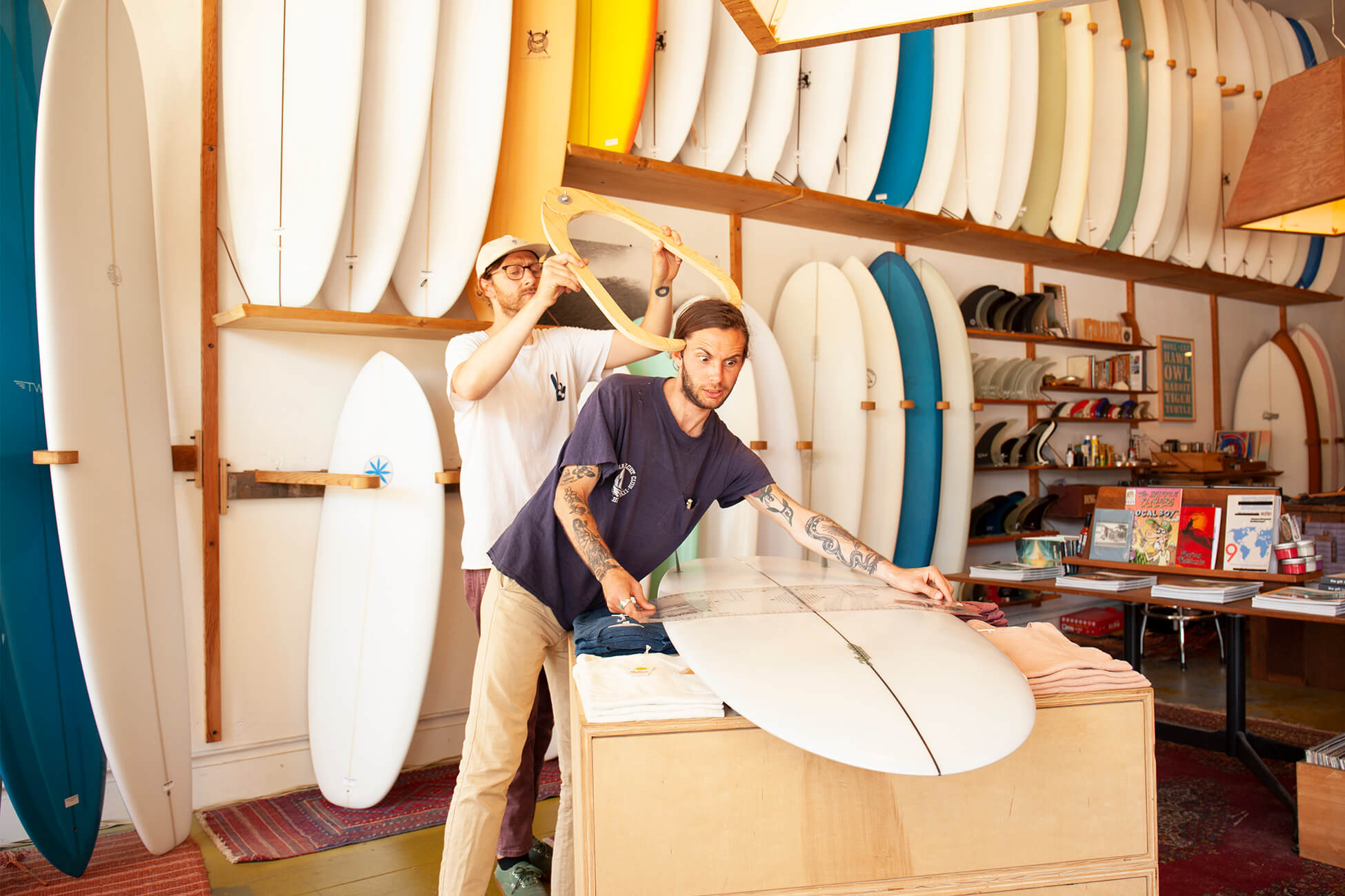 3cf7f748cdcf Mollusk Surf Shop is looking for a part time customer service associate to  join our team in San Francisco! Are you a Greenough enthusiast?