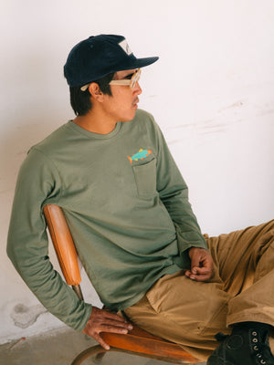 Hot Salmon Long Sleeve