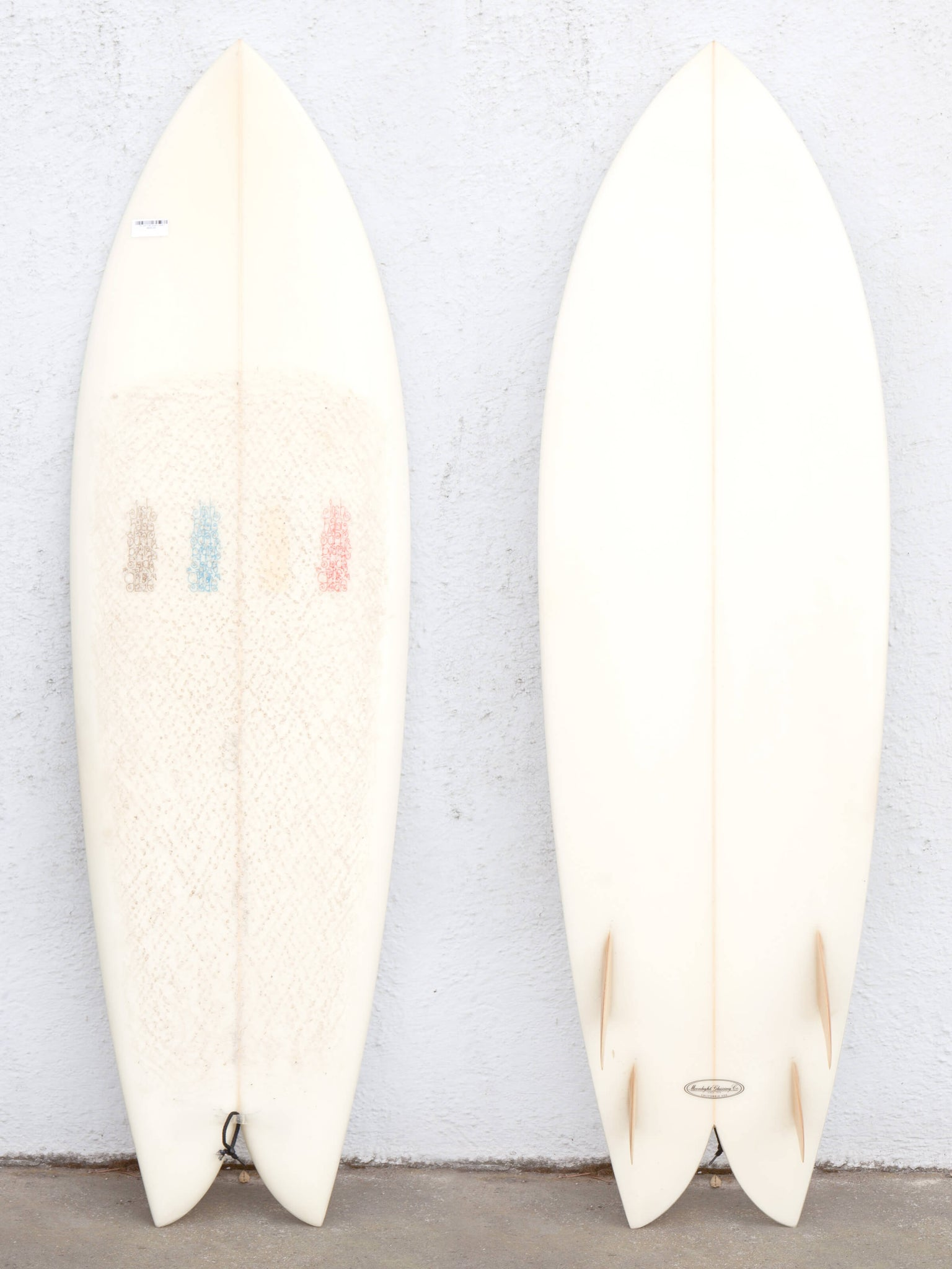5'6 Josh Hall Quad (Used)