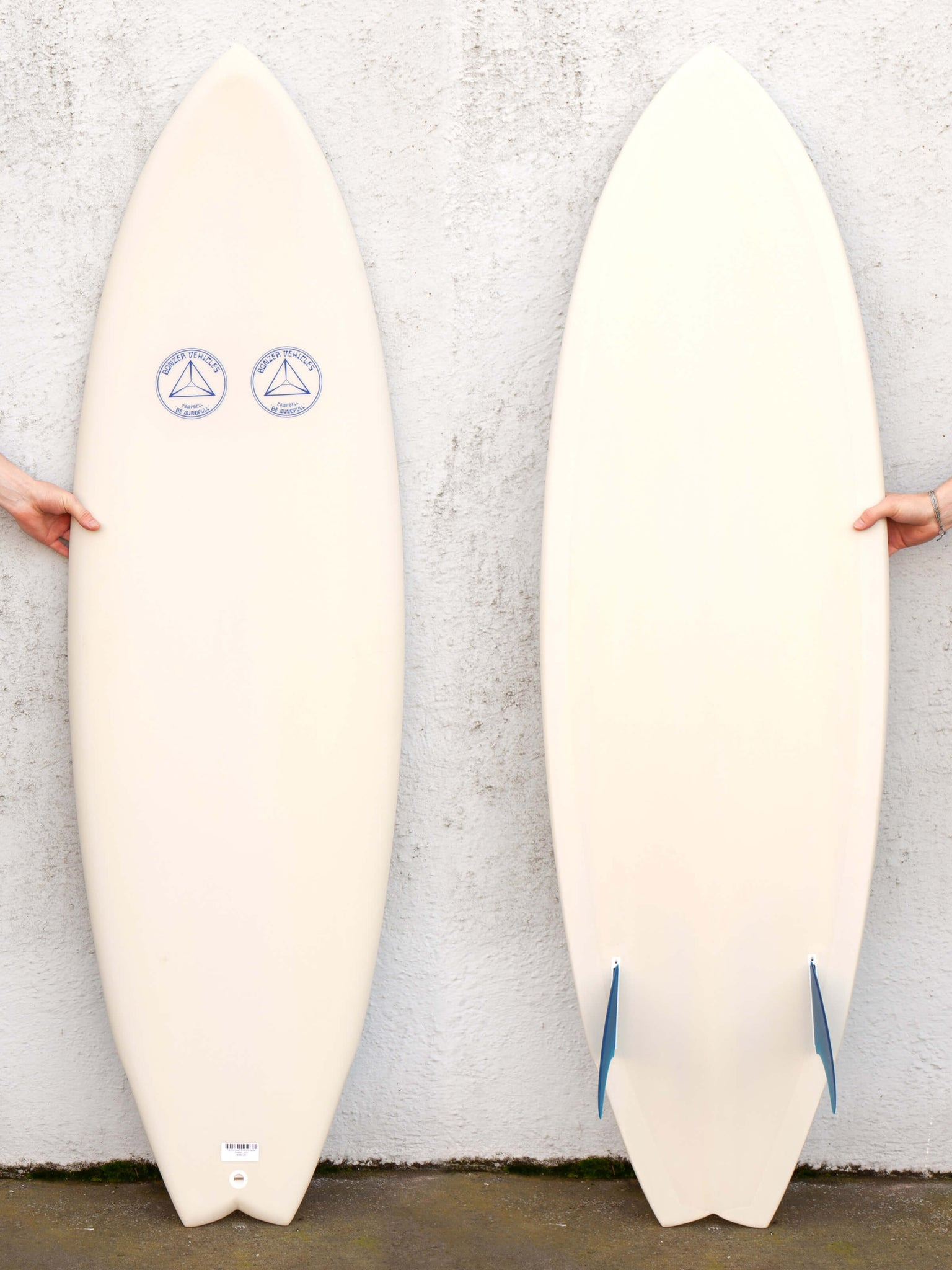 5'8 Campbell Brothers Alpha Omega