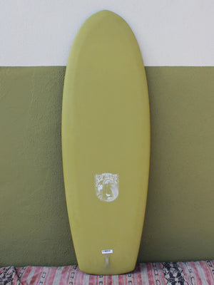 5'4 Koz McRae Arc Tail Twin