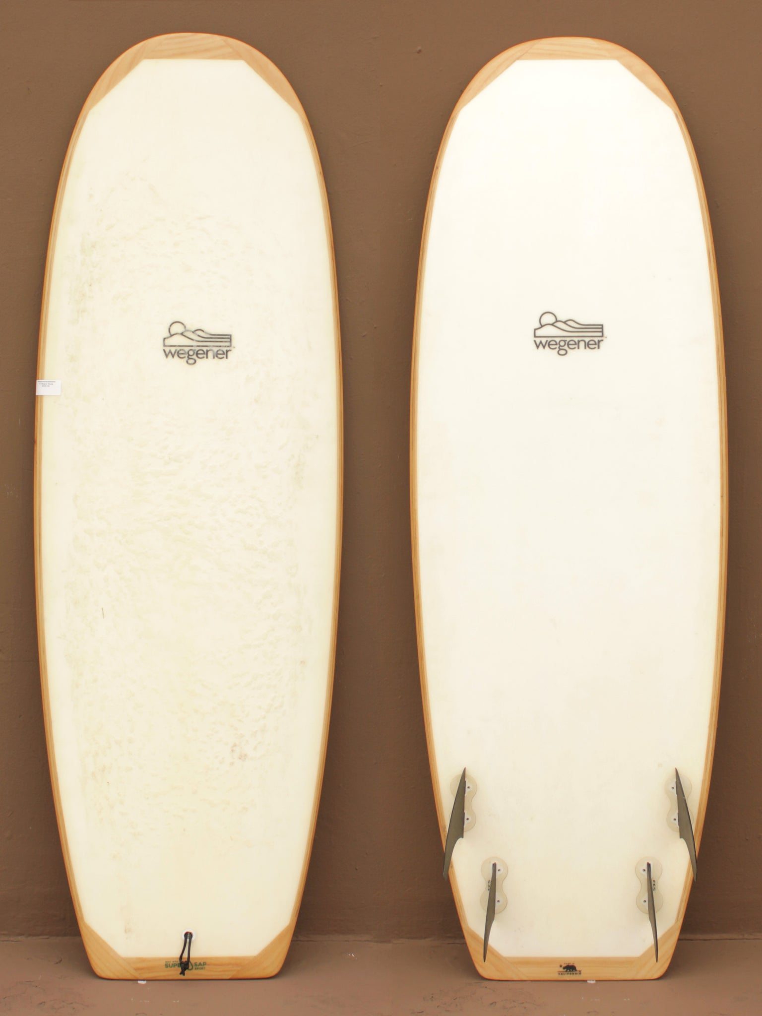 5'3 Wegener Stump (Used)
