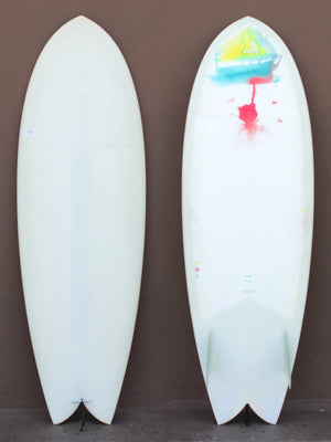 5'5 Space Time-Space Fish (Used)