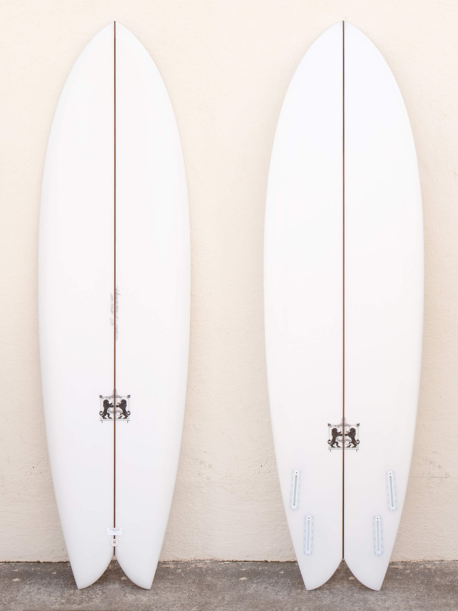 6'6 Mabile Quad Fish