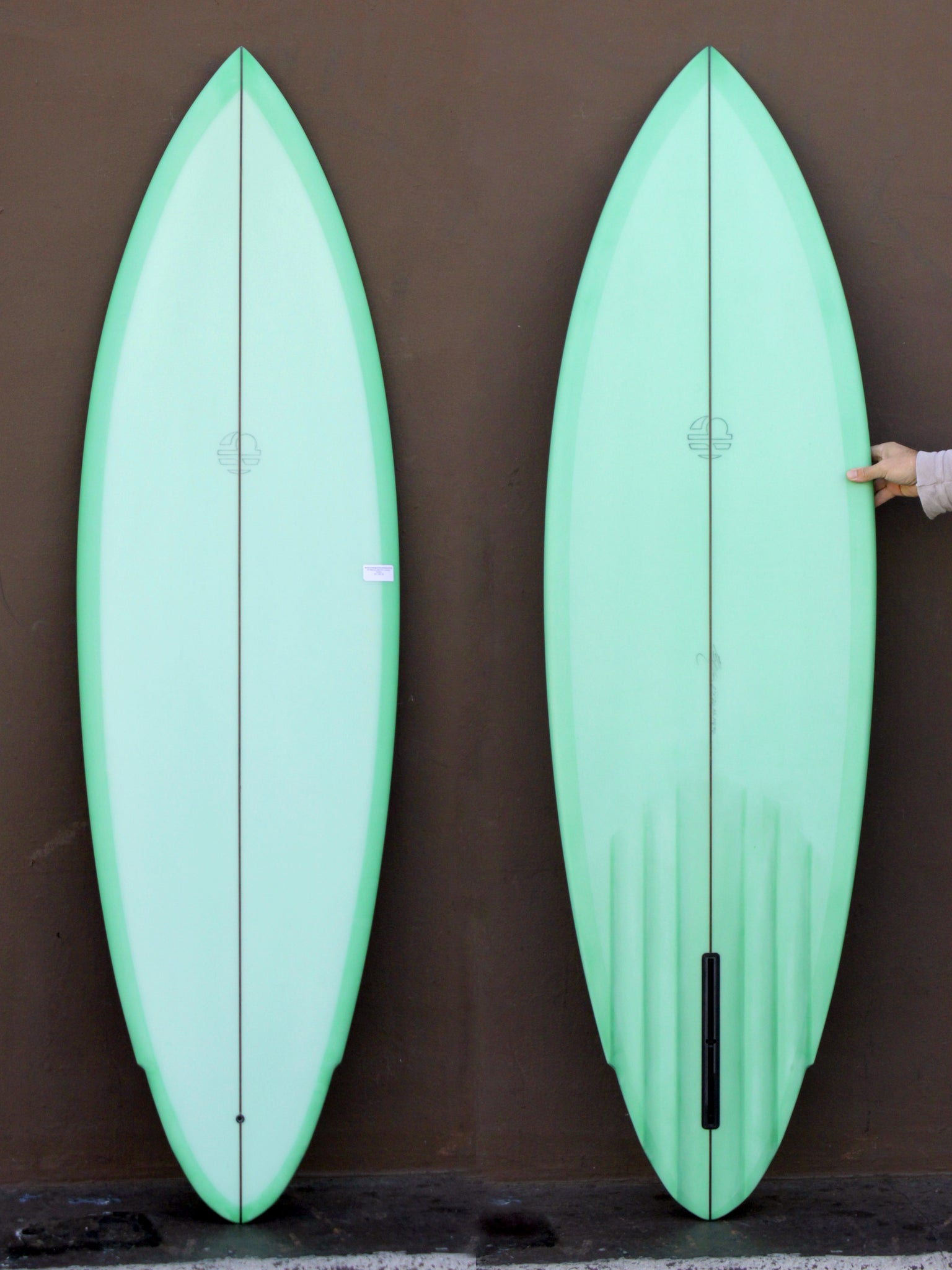 6'0 Mitsven Wing Pin Channel Bottom