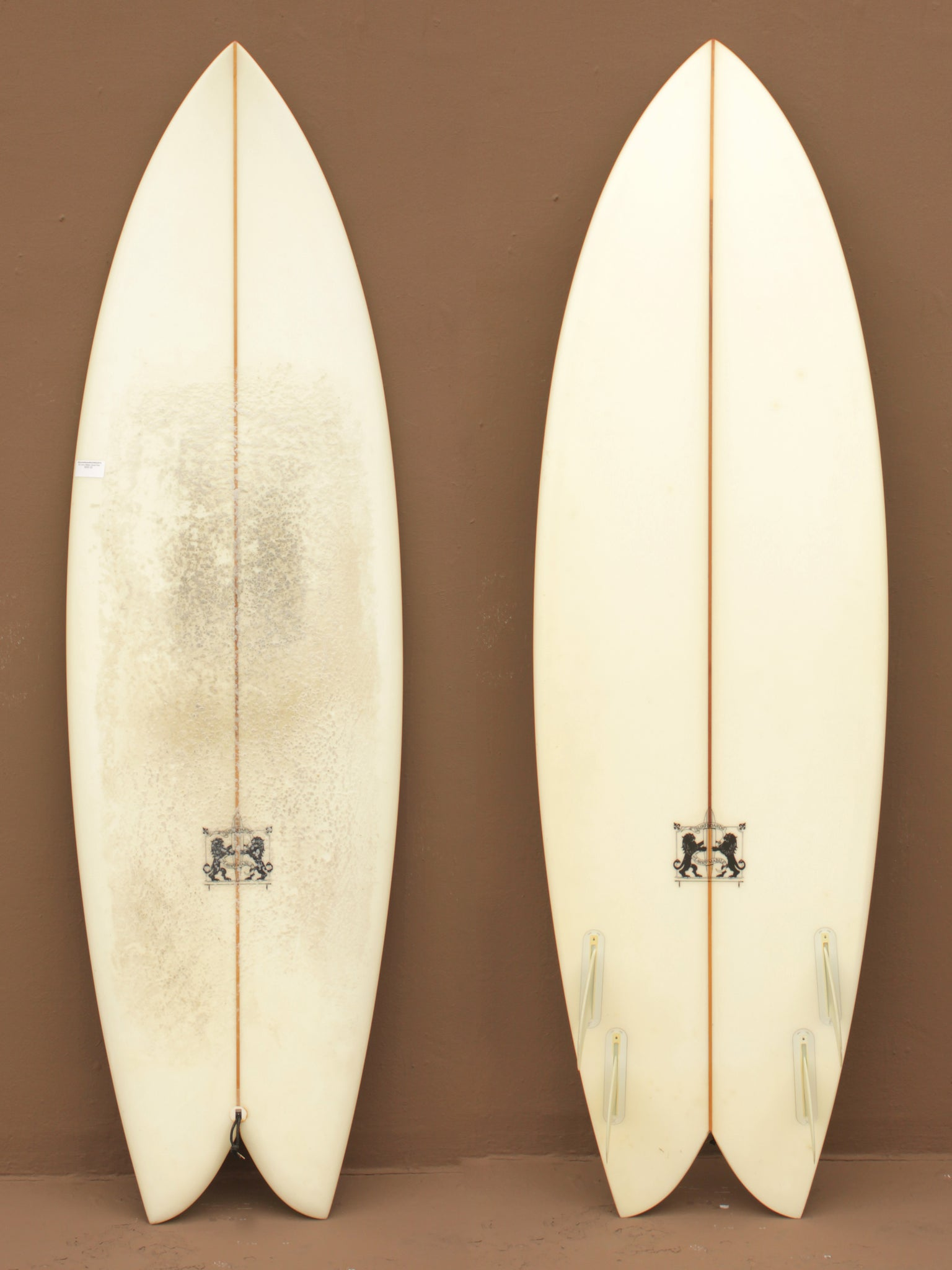 6'1 Larry Mabile Quad Fish (Used)